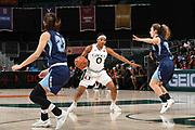 2018 Miami Hurricanes Women's Basketball vs Maine