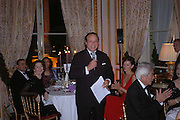 Jonathan Becker, The 2005 Crillon Debutante Ball. Crillon Hotel, Paris. 26  November 2005. ONE TIME USE ONLY - DO NOT ARCHIVE  © Copyright Photograph by Dafydd Jones 66 Stockwell Park Rd. London SW9 0DA Tel 020 7733 0108 www.dafjones.com