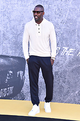 Idris Elba attending the premiere of Yardie at the BFI Southbank, London. Picture date: Tuesday August 21st, 2018. Photo credit should read: Matt Crossick/ EMPICS Entertainment.