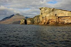 Boat trip `around the Isle of Skye