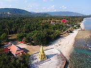 Laem Sor Koh Samui Thailand Drone