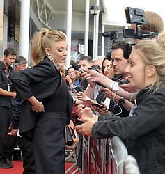 Edinburgh International Film Festival, Tuesday, 26th June 2018<br /> <br /> IN DARKNESS (EUROPEAN PREMIERE)<br /> <br /> Pictured:   Natalie Dormer<br /> <br /> (c) Aimee Todd | Edinburgh Elite media