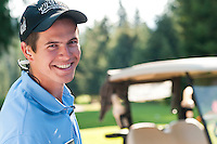 Brett is an enthusiastic member of the guest services team at the Whistler Golf Course.