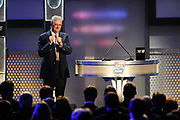 February 8, 2013: NASCAR Hall of Fame induction ceremony. Leonard Wood