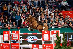 VAN DER VLEUTEN Maikel (NED), Beauville Z<br /> Leipzig - Partner Pferd 2020<br /> Longines FEI Jumping World Cup™ presented by Sparkasse<br /> Sparkassen Cup - Großer Preis von Leipzig FEI Jumping World Cup™ Wertungsprüfung <br /> Springprüfung mit Stechen, international<br /> Höhe: 1.55 m<br /> 19. Januar 2020<br /> © www.sportfotos-lafrentz.de/Stefan Lafrentz