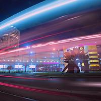Channelside, downtown Tampa, Fla.