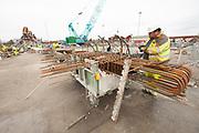 Mersey Gateway Bridge Construction