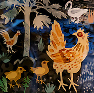 Mark Hearld  British Folk Art Collection