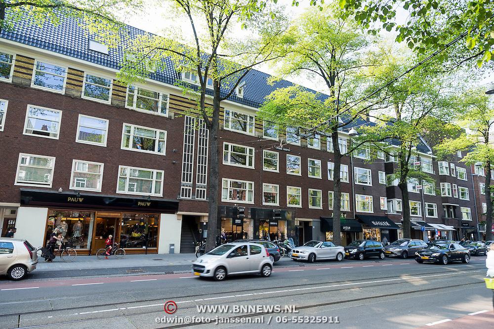 NLD/Amsterdam/20130904 - Woning Tatjana Simic in Amsterdam