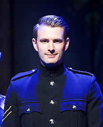 Impossible<br /> at the <br /> Noel Coward Theatre, London, Great Britain <br /> Press photocall<br /> 12th July 2016 <br /> <br /> with Lance Corporal Richard Jones, Britain's Got Talent winner. <br /> <br /> Opening Night: Wednesday 13 July 2016 <br /> <br />  <br /> <br /> <br /> Photograph by Elliott Franks <br /> Image licensed to Elliott Franks Photography Services