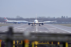 Drones close Gatwick airport - 21 Dec 2018