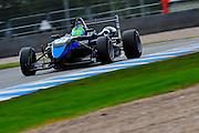 2012 British F3 International Series.Donington Park, Leicestershire, UK.27th - 30th September 2012.Duvashen Padayachee..World Copyright: Jamey Price/LAT Photographic.ref: Digital Image Donington_F3-18292