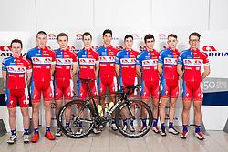 of cycling team KK Adria Mobil for season 2016, on February 15, 2016 in Novo mesto, Slovenia. Photo by Vid Ponikvar / Sportida
