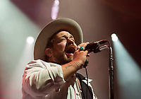 OTTAWA, CANADA - SEPT 19: Nathaniel Rateliffe & The Night Sweats perform live at TD Place Arena in Ottawa, ON. Canada on Sept. 19, 2018.  Photo: Steve Kingsman