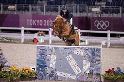 Sejanes Fabian, ARG, Emir, 304<br /> Olympic Games Tokyo 2021<br /> © Hippo Foto - Dirk Caremans<br /> 06/08/2021