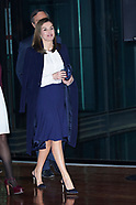 020118 Queen Letizia attends the Presidency of the 7th Forum against Cancer