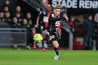 Pedro HENRIQUE - 21.03.2015 - Rennes / Nantes - 30eme journee de Ligue 1 -<br />Photo : Vincent Michel / Icon Sport