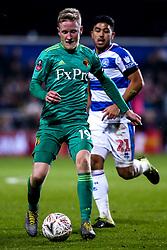 Will Hughes of Watford - Mandatory by-line: Robbie Stephenson/JMP - 15/02/2019 - FOOTBALL - Loftus Road - London, England - Queens Park Rangers v Watford - Emirates FA Cup fifth round proper