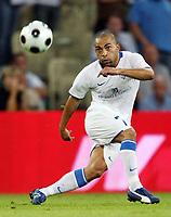 Fotball<br /> Kypros<br /> Foto: Gepa/Digitalsport<br /> NORWAY ONLY<br /> <br /> 06.08.2008<br /> UEFA Champions League Qualifikation, SK Rapid Wien vs Anorthosis Famagusta FC. <br /> <br /> Bild zeigt Tiquinho (Famagusta)