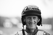 April 29, 2017, 22nd annual Queen's Cup Steeplechase. Jockey Bernie Dalton