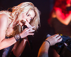 A cantora colombiana Shakira durante sua apresentação no Pop Music Festival, no estacionamento da Federação das Indústrias do Rio Grande do Sul (FIERGS), na zona norte de Porto Alegre (RS). FOTO: Jefferson Bernardes/Preview.com