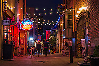 Post Alley @ Night