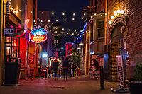 Post Alley @ Night