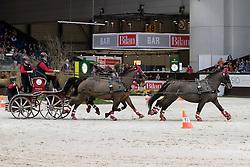 Voutaz Jerome, SUI, Belle du Peupe, Eva III, Leny, Petit Coeur Fly<br /> Prix Brasserie Egger<br /> CHI de Genève 2016<br /> © Hippo Foto - Dirk Caremans<br /> 10/12/2016