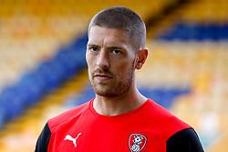 Jamie Proctor of Rotherham United - Mandatory by-line: Ryan Crockett/JMP - 28/07/2018 - FOOTBALL - One Call Stadium - Mansfield, England - Mansfield Town v Rotherham United - Pre-season friendly