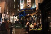 SHEPHERDS MARKET<br />  London. 7 November 2017