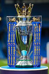 Premier League Cup on display at Stamford Bridge - Mandatory by-line: Jason Brown/JMP - 16/09/2016 - FOOTBALL - Stamford Bridge - London, England - Chelsea v Liverpool - Premier League