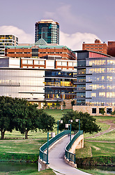 Downtown Fort Worth, Texas, USA.
