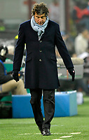 L'allenatore Enrico Malesani (Bologna) <br /> Inter Bologna - Campionato di Seire A Tim 2010-2011<br /> Stadio Giuseppe Meazza, San Siro, Milano, 15/01/2011<br /> © Giorgio Perottino / Insidefoto
