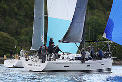 The Silvers Marine Scottish Series 2014, organised by the  Clyde Cruising Club,  celebrates it's 40th anniversary.<br /> Day 1<br /> GBR8038R, Roxstar, J Anderson/M Findlay, CCC, XP38i<br /> <br /> Racing on Loch Fyne from 23rd-26th May 2014<br /> <br /> Credit : Marc Turner / PFM