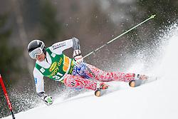 MAYTAKOV Sergei of Russia during the 2nd Run of 7th Men's Giant Slalom - Pokal Vitranc 2013 of FIS Alpine Ski World Cup 2012/2013, on March 9, 2013 in Vitranc, Kranjska Gora, Slovenia. (Photo By Vid Ponikvar / Sportida.com)