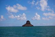 Chinamans Hat, Kaneohe Bay, Oahu, Hawaii