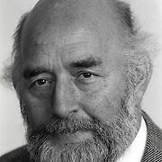 NLD/Huizen/19911114 - Raadslid Frans van Proosdij van het CDA Huizen