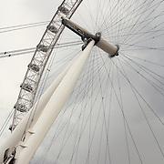 London Eye Spokes - London, UK
