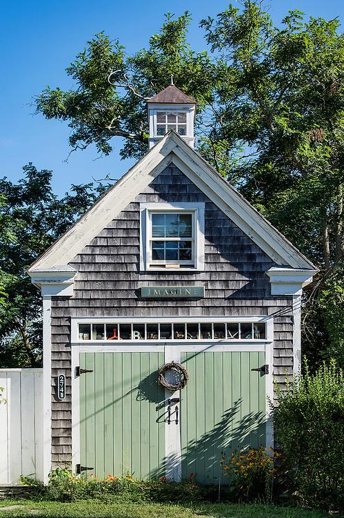 Quaint cottage, Chatham, Cape Cod, Massachusetts, USA