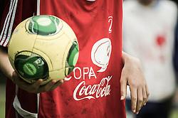 Lance da partida entre Futvale x Hamburgberg v·lida pela Copa Coca-Cola 2013 no Parque Floresta Imperial em Novo Hamburgo. Foto: VinÌcius Costa/ AgÍncia Preview