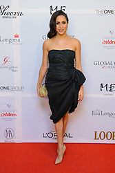Nov. 19, 2013 - London, England, United Kingdom - Meghan Markle attends The Fourth Annual London Global Gift Gala at the ME Hotel. London, United Kingdom. Tuesday, 19th November 2013. Picture by Chris Joseph / i-Images (Credit Image: © Chris Joseph/i-Images/ZUMAPRESS.com)