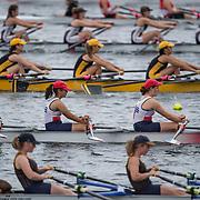 U16 Girls quad (4X+)