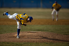 Cape-Atlantic Baseball at Gloucester County College - March 20, 2013