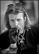"""Eagles of Death Metal lead singer Jesse Hughes. While the band was on stage at the Bataclan in Paris, France, on November 13, 2015, the audience was attacked by """"terrorists"""" wielding automatic rifles, grenades, and suicide vests."""