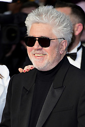 May 17, 2019 - 72nd Cannes Film Festival 2019, Red Carpet  Pain and glory. Pictured: Pedro Almodovar (Credit Image: © Simone Comi/IPA via ZUMA Press)