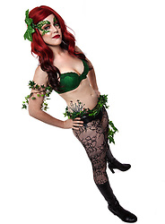 Poison Ivy Standing