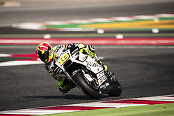 June 11, 2017 - Montmelo, Spain - Alvaro Bautista; of the Pull&Bear Aspar Motogp Team in action during Motogp, Gran Premi Monster Energy de Catalunya at Montmelo, Spain (Credit Image: © Pablo Guillen/Pacific Press via ZUMA Wire)