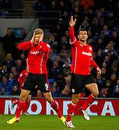 Cardiff City v Southampton 261213