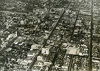 1931 Looking NE at Hollywood