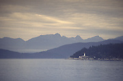 Lighthouse, Vancouver, British Columbia, Canada<br />